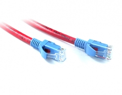 2M Cat6 Crossover Cable