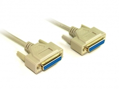 3M DB25F/DB25F Cable