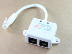 RJ45 Data/Voice Splitter